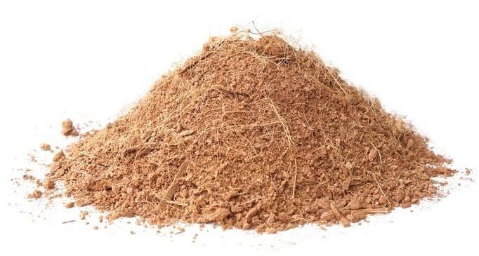 Kokosfasern als geeignetes Substrat der Hydroponik