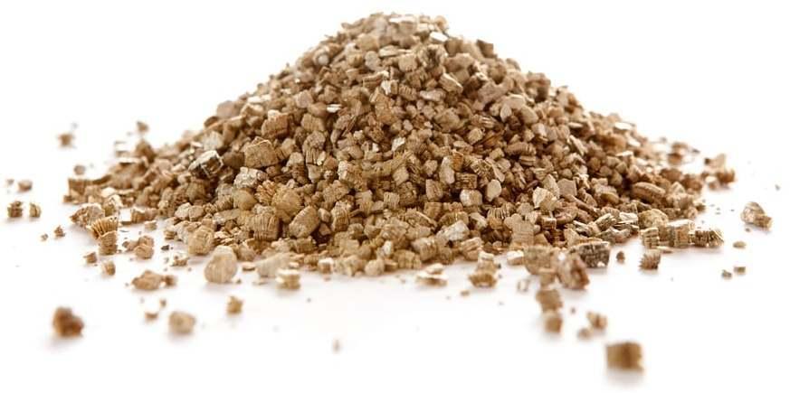 Vermiculit als geeignetes Substrat der Hydroponik