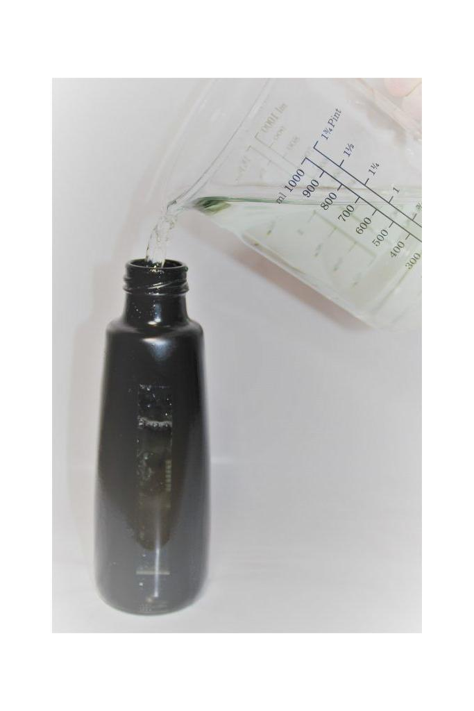 Schritt 6: Anleitung Kratky Methode Flasche