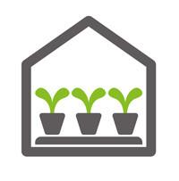 hydroponik ist indoor-gardening