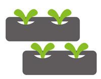 Vorteil Vertical-Farming